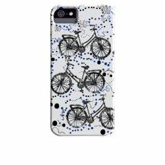 【デザインケース】 iPhone SE/5s/5 DESIGNER PRINTS BT Case Elizabeth Lamb Afternoon Ride