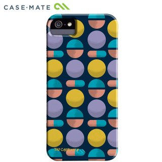 Case-Mate iPhoneSE / 5s / 5 DESIGNER PRINTS Barely There Case  デザイナーズ プリント