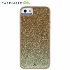 【キラキラと輝く美しいケース】 iPhone SE/5s/5 Glam Ombre Case  Karat