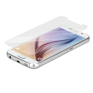 【硬度9Hの液晶保護強化ガラス】 GALAXY S6 SC-05G Glass Screen Protector Clear