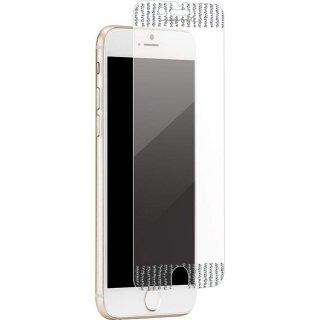 【美しく液晶画面を保護する硬度9Hの強化ガラス】 iPhone8 Plus/7 Plus/6s Plus/6 Plus Glass Screen Protector Silver