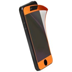 【貼りやすい液晶保護フィルム】 Case-Mate iPhone SE/5s/5 ZERO bubbles Screen Protector Orange