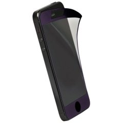 【貼りやすい液晶保護フィルム】 Case-Mate iPhone SE/5s/5 ZERO bubbles Screen Protector Violet Purple