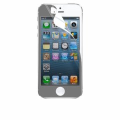 【貼りやすい液晶保護フィルム】 Case-Mate iPhone SE/5s/5 ZERO bubbles Screen Protector Grey
