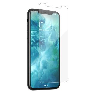 【iPhoneX の液晶画面を保護する硬度9Hの強化ガラスフィルム】 Glass Screen Protector iPhoneX