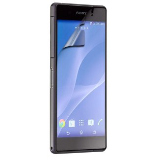 【お得な液晶保護フィルム2枚セット】 Sony Xperia Z2 docomo SO-03F Screen Protector Anti-Fingerprint