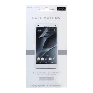 【お得な液晶保護フィルム3枚セット】 Sony Xperia Z3 Compact SO-02G Screen Protector