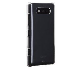 【スリムなハードケース】 Nokia Lumia 820 Barely There Case Clear