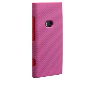 【衝撃に強いケース】 Nokia Lumia 920 Hybrid Tough Case Lipstickpink/Red