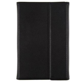 【8.5インチ までのタブレットに対応】7インチ - 8.5インチ タブレット 汎用 ケース Venture Folio Black