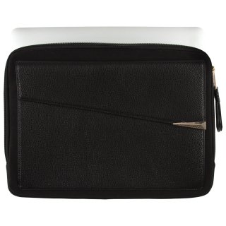 【Apple 13インチ MacBook Pro / ノートPC 対応】Folio Laptop Sleeve 13インチ Black