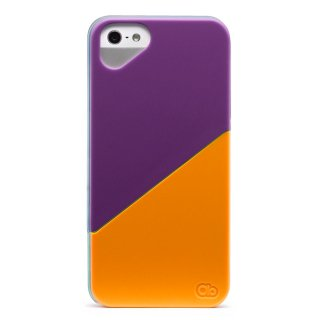 iPhone SE/5s/5 対応ケース Duet Case, Magic Purple / Orange Popsicle