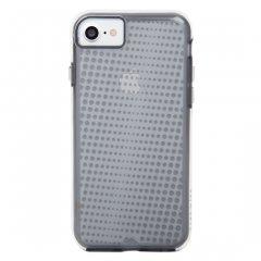 【iPhone8/7 ケース 2層構造のクリアータイプ】 iPhone8/7/6s/6 Hybrid Tough Translucent Case Clear / Smoke