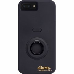 自撮り用ケース iPhone8 Plus/7 Plus/6s Plus/6 Plus Allure Selfie Case Black
