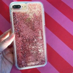 【iPhone8 Plus Case-Mate 人気No.1ケース】iPhone8 Plus/7 Plus/6s Plus/6 Plus Waterfall - Rose Gold