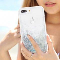【iPhone8 Plus Case-Mate 人気No.1ケース】iPhone8 Plus/7 Plus/6s Plus/6 Plus Waterfall - Iridescent