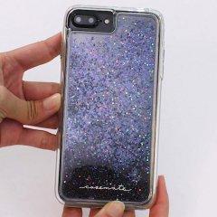 【iPhone8 Plus Case-Mate 人気No.1ケース】iPhone8 Plus/7 Plus/6s Plus/6 Plus Waterfall - Black
