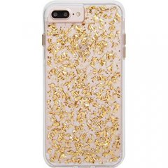 【iPhone8 Plus 金箔を大胆にデザイン】iPhone8 Plus/7 Plus/6s Plus/6 Plus Karat - Gold