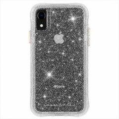 【クリスタルのきらめきが美しい】iPhoneXR Protection Collection Sheer-Crystal-Clear