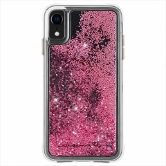 【Case-Mate 人気No.1ケース】iPhoneXR Waterfall-Rose Gold