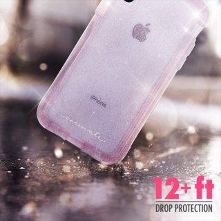 【クリスタルのきらめきが美しい】iPhoneXR Protection Collection Sheer-Crystal-Blush