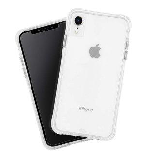 【ガラスフィルムとのセット販売!】iPhoneXR Tough Clear and Screen Protector