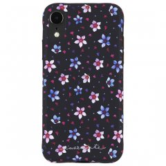 【大胆なプリントがインパクト大!】iPhoneXR Wallpapers-Floral Garden