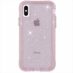 【クリスタルのきらめきが美しい】iPhoneXS Max Protection Collection Sheer-Crystal-Blush