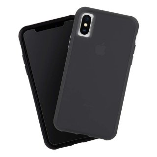 【ガラスフィルムとセット販売!】iPhone XS Max Tough MatteBlack and Screen Protector