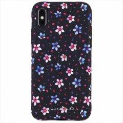 【大胆なプリントがインパクト大!】iPhoneXS Max Wallpapers-Floral Garden