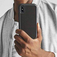 【純正カーボンファイバー素材を背面に使用】iPhoneXS/X Protection Carbon Fiber
