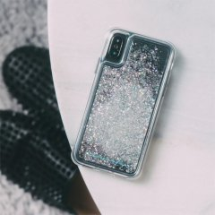 【Case-Mate 人気No.1ケース】iPhoneXS/X Waterfall-Iridescent