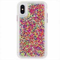 【カラフルなビーズが印象的なケース】iPhoneXS/X Sprinkles