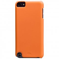 【スリムタイプハードケース】 iPod touch 5th/6th Barely There Case Matte Tangerine Orange