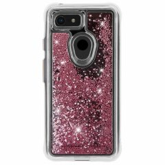【Case-Mate 人気No.1モデル】Google Pixel3 XL Waterfall-Rose Gold