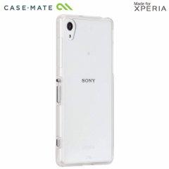 【衝撃に強いケース】 Sony Xperia Z2 docomo SO-03F Hybrid Tough Naked Case Clear/Clear