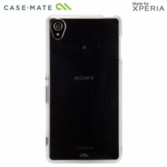【衝撃に強いケース】 Sony Xperia Z3 SO-01G/SOL26/401SO Hybrid Tough Naked Case Clear/Clear