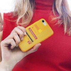 【Kodak コラボ】   iPhone SE(第2世代/2020年発売) / 8 / 7 / 6s / 6 Case Kodak Vintage Kodachrome II Print