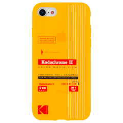 【Case-Mate×Kodak コラボレーション】  iPhone 8 / 7 / 6s / 6 Case Kodak Vintage Kodachrome II Print