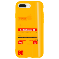 【Case-Mate×Kodak コラボ】  iPhone 8 Plus Case Kodak Vintage Kodachrome II Print