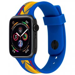 【Case-Mate×Kodak コラボレーション】  38-40mm Kodak Band for Apple Watch Ektachrome Blue