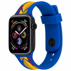 【Case-Mate×Kodak コラボレーション】  42-44mm Kodak Band for Apple Watch Ektachrome Blue