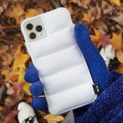 【ストリートファッションのiPhoneケース】 iPhone 11 / 11 Pro / 11 Pro Max Case Puffer - White