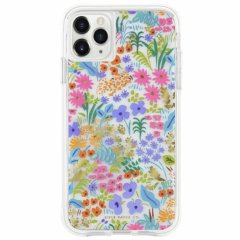 【 RIFLE PAPERとのコラボ】 iPhone 11 / 11 Pro / 11 Pro Max Case RIFLE PAPER - Meadow