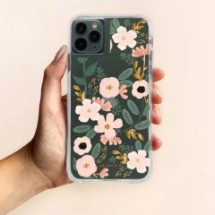 【 RIFLE PAPERとのコラボ】 iPhone 11 / 11 Pro / 11 Pro Max Case RIFLE PAPER - Wild Flowers