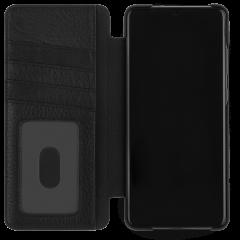 【本皮の手帳型ケース】 Samsung Galaxy S20 / S20+ / S20Ultra シリーズ Wallet Folio Blac