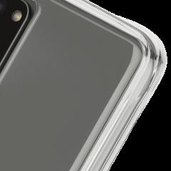 【スリムボディなのに耐衝撃性抜群!】 Samsung Galaxy S20 / S20+ / S20Ultra Tough Clear