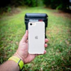 【Pelican コラボレーション】  iPhone SE(第2世代/2020年発売) / 8 / 7 / 6s / 6 Case ペリカン Adventurer - Clear