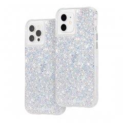 【夜空にきらめく星のような美しさ!+抗菌仕様】iPhone 12 / iPhone 12 Pro Twinkle - Stardust w/ Micropel