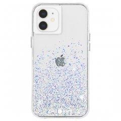 【キラキラと輝く美しさ!+抗菌仕様】iPhone 12 mini Twinkle Ombré - Stardust w/ Micropel